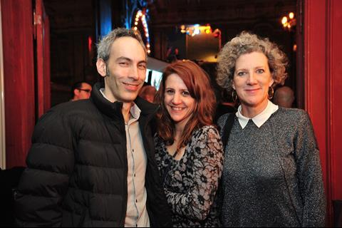 Nick Bower, Rebecca Hayes and Jacqui Hurt (Olswang)
